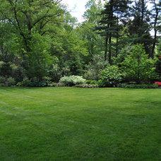 Traditional Landscape by Burke Brothers Landscape Design/Build