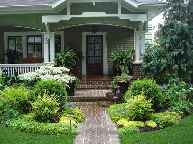 Классический Сад by Myron Greer Garden Design