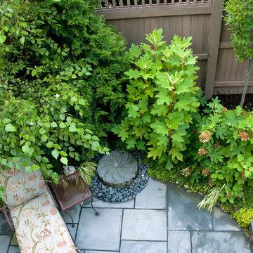 A Down-Sized Dream Garden
