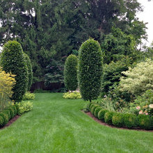 A Formal English Garden Traditional New York By Trillium