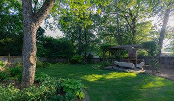 A Garden in the Five Points Neighborhood, Athens GA