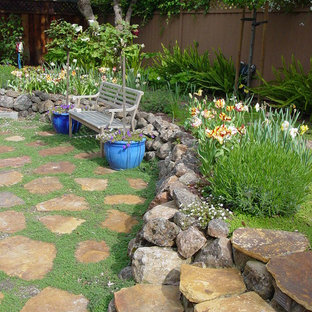 A Gardener's Paradise for Outdoor Living in the Suburbs