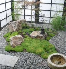 asian landscape by Garden Mentors