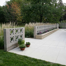 Modern Landscape by Ground One Enterprises of MN