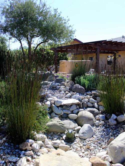 Dry Creek Bed Landscaping Home Design Ideas Pictures