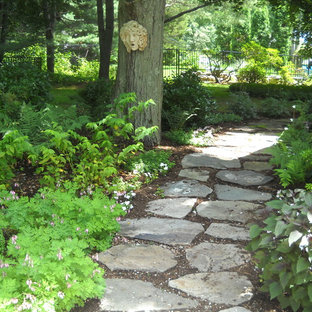 Natural Stepping Stones Houzz