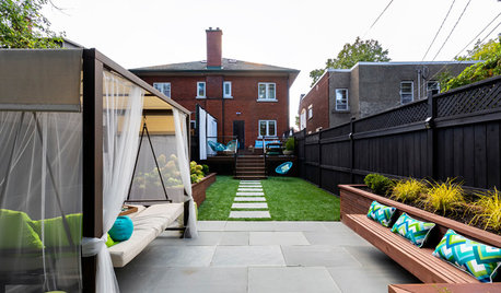 A New Backyard Oasis Helps a Military Lawyer Cope With Her PTSD