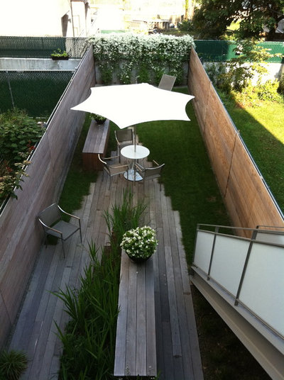 Contemporaneo Giardino by Little Miracles Designs