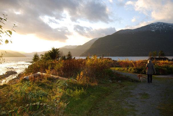 Traditional Landscape by Megan Buchanan