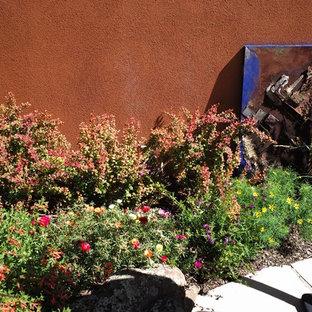 Foto di un giardino design