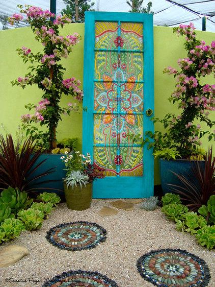 Contemporary Landscape by SP Gardens - Susanna Pagan Landscape Design