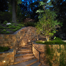 Traditional Landscape by Wiedemann Architects LLC