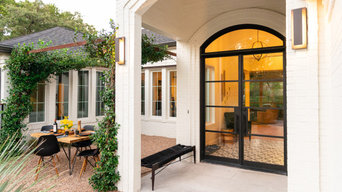 A Stunning Front Entry
