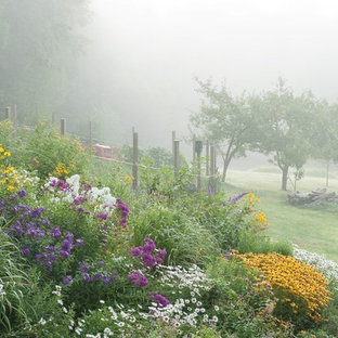 A Terraced Garden in Vermont