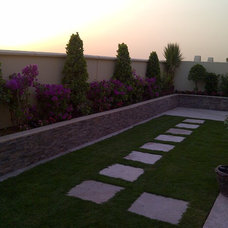 Contemporary Landscape by Hortus Landscaping Works LLC