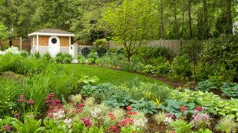 A Water-Wise Garden in Bethesda