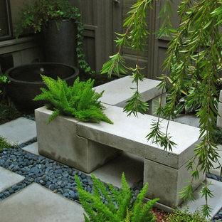 Design ideas for an asian landscaping in Orlando.