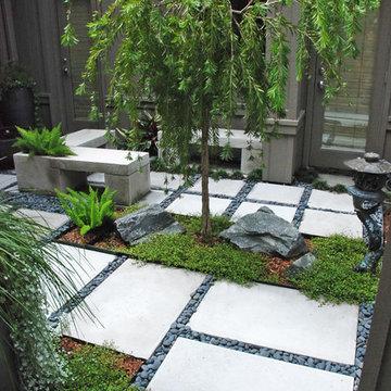 A Zen Garden in 225 sq ft