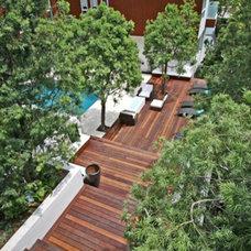 Modern Landscape by Globus Builder