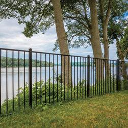 ActiveYards Aluminum Fence - ActiveYards Bedrock