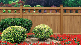 ActiveYards Vinyl Fence