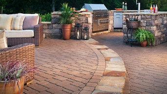 Adams Outdoor Kitchen Space
