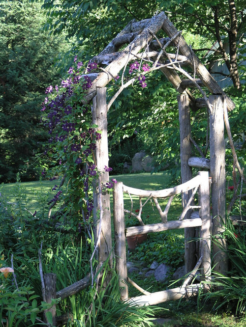 shabby chic style garten ideen f r die gartengestaltung houzz. Black Bedroom Furniture Sets. Home Design Ideas