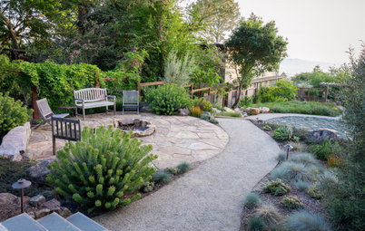 Before and After: 4 Outdoor Makeovers Transform Oddly Shaped Lots