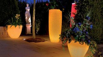 """""""Ambiance"""" Planter Light by Epstein-Design"""