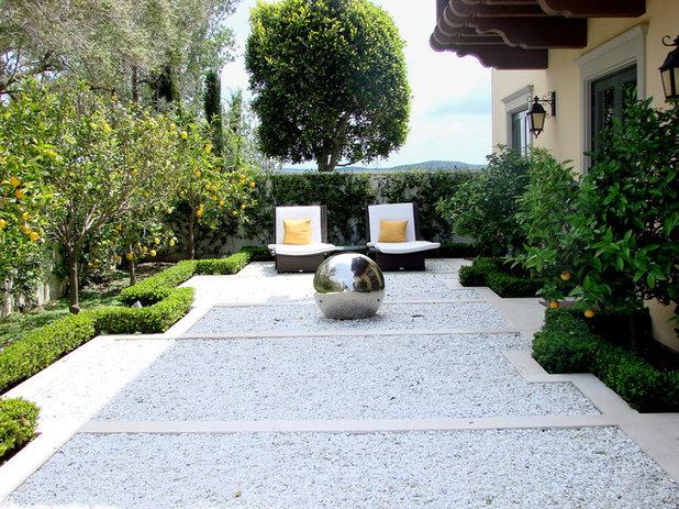 Modern Garten by AMS Landscape Design Studios, Inc.