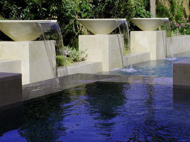 Contemporary Landscape by AMS Landscape Design Studios, Inc.