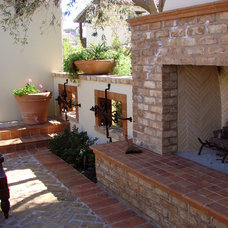 Traditional Landscape by AMS Landscape Design Studios, Inc.