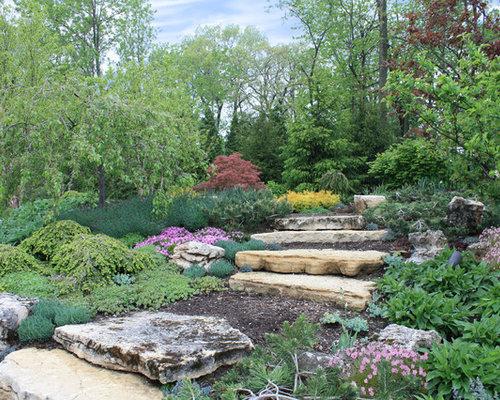 Moderner Hanggarten In Chicago - Ideen Für Die Gartengestaltung