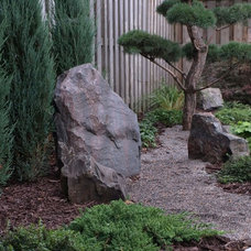 Asian Landscape by Ground One Enterprises of MN
