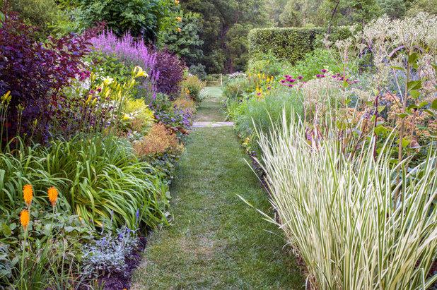 Giardino per esperti bordura mista un trionfo di fiori e - Fiori per bordure giardino ...