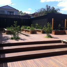Traditional Landscape Andrew Renn Design, Beautiful Gardens Of Melbourne Australia