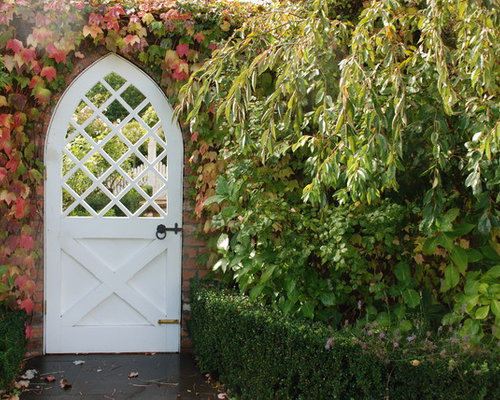 Best Garden Door Design Ideas Remodel Pictures Houzz