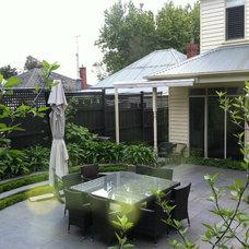 Traditional Landscape Andrew Renn Design, Beautiful Gardens Of Melbourne Australia