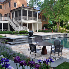 Traditional Landscape by McHale Landscape Design, Inc.