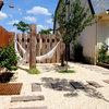 Duchas de jardín: Prácticas, versátiles y sobre todo ¡refrescantes!