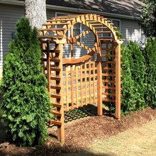 Arbors, Fences, Planters, & Decks