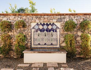 Arcadia Spanish Colonial | Fountain