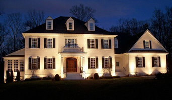 Architectural Lighting on Memphis Homes