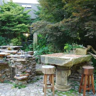 Eklektischer Garten in Sonstige