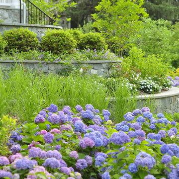 Arlington Residence Landscaping and Stonework