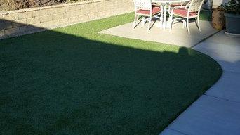 Artificial Grass Install