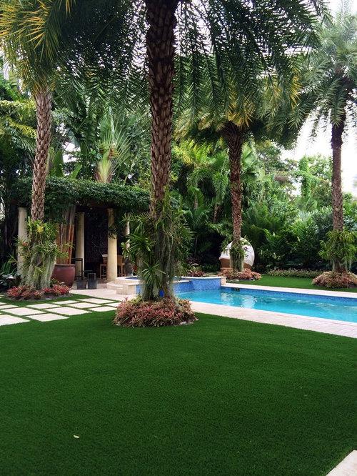 Jardin Moderne Avec Une Entr E Ou Une All E De Jardin