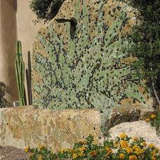 Southwestern Landscape by Boxhill Design
