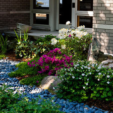 Asian Landscape by Blue Ridge Landscaping
