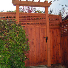 Asian Landscape by Pioneer Fence, Deck & Patio Covers